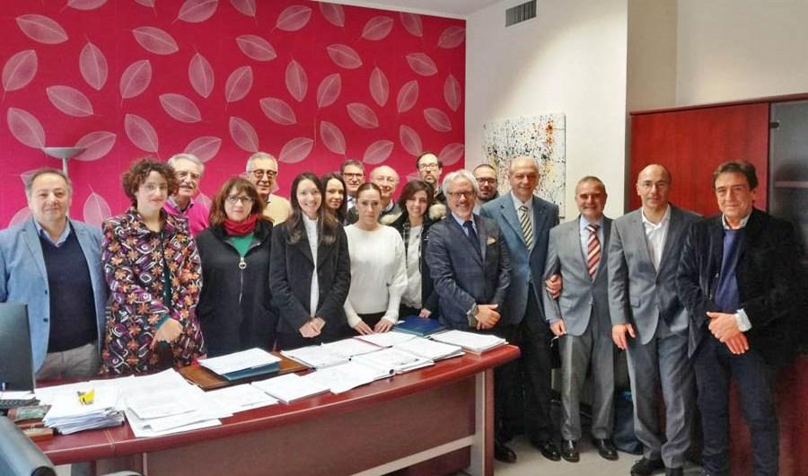 Asp Catania, Firma del contratto per 11 nuovi dipendenti