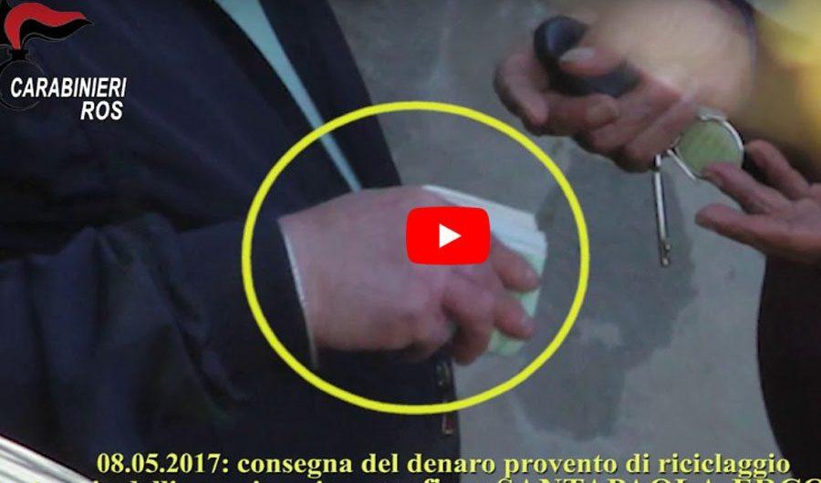 """Mafia, operazione """"Samael"""" contro clan Santapaola: 9 arresti (VIDEO)"""