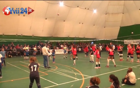 "Volley. ""Sport & go"" ospitato dalla San Giuseppe Yvii Volley Adrano"