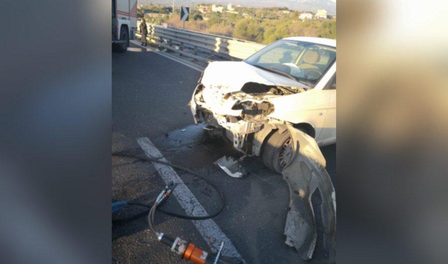 Ss121. Grave incidente in territorio di Paternò