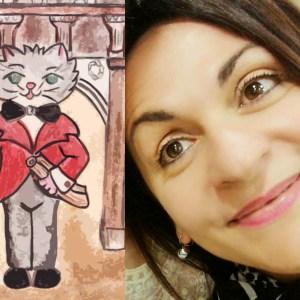 """""""Il Gatto Figaro"""", una favola di Grazia Calanna ambientata tra l'Etna ed il """"Bellini"""""""
