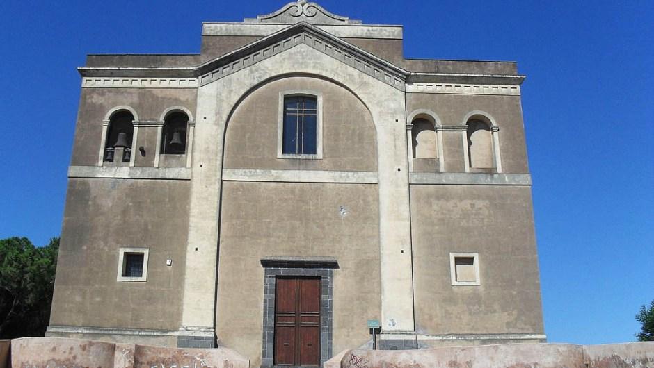 Paternò. Sabato, S. Maria dell'Alto aperta ai visitatori