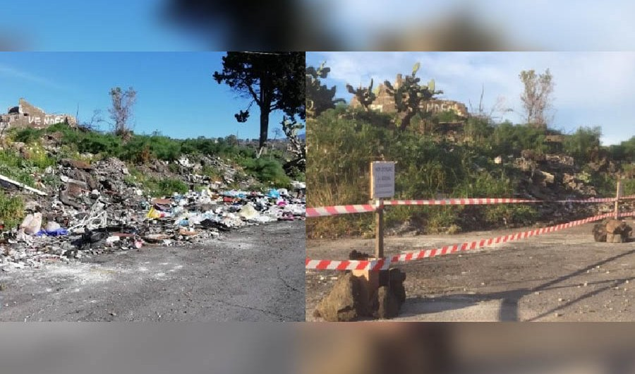 """Biancavilla. Domenica """"Sicilia clean"""" ripulirà un'area invasa dai rifiuti"""