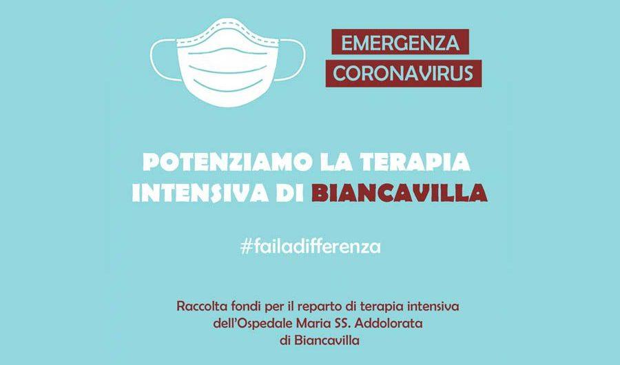 """Adrano-Biancavilla, l'associazionismo lancia raccolta fondi per potenziare terapia intensiva del """"SS. Addolorata"""""""
