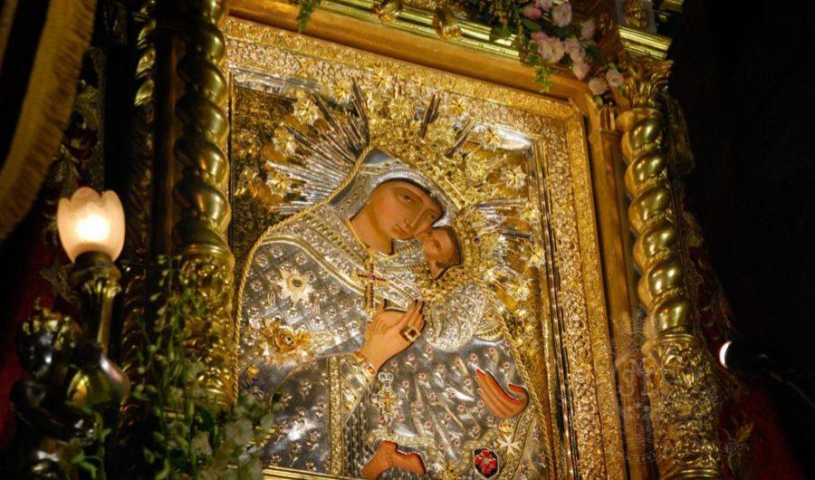 Biancavilla. Basilica S.Maria dell'Elemosina, adorazione eucaristica di supplica e intercessione