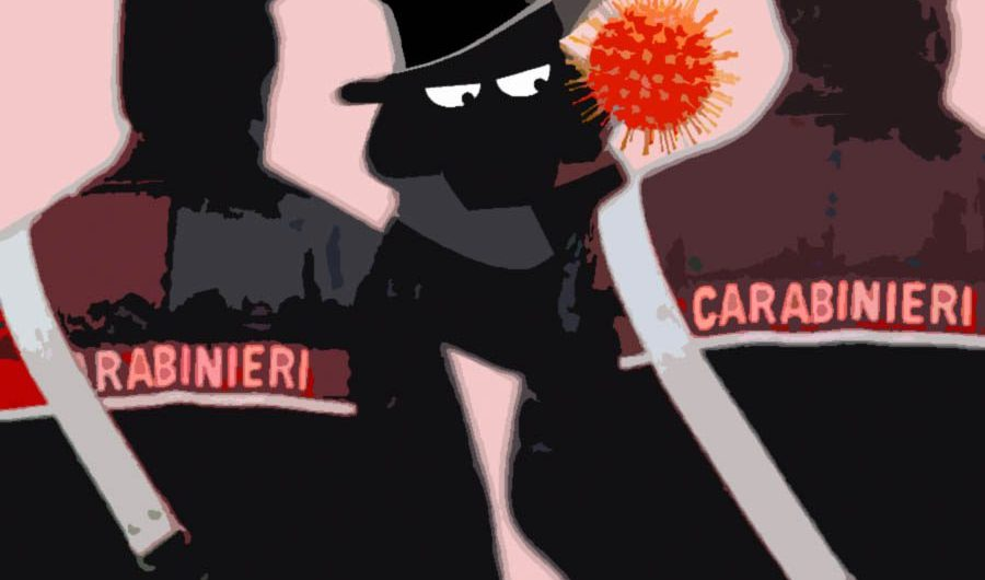 Truffe da Coronavirus, i Carabinieri mettono in guardia
