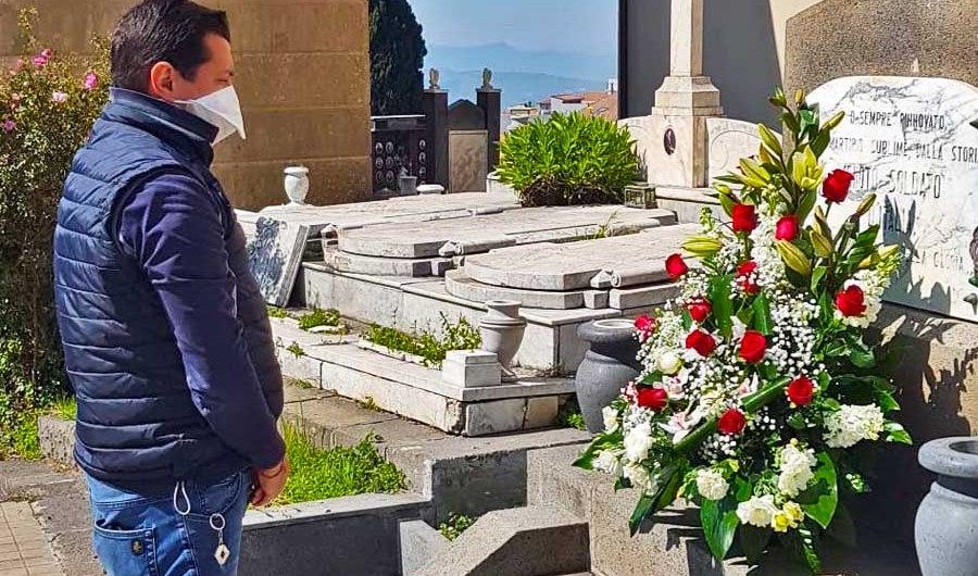 Biancavilla, pulizia straordinaria del cimitero