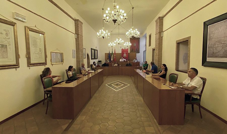Santa Maria di Licodia. Il Consiglio approva atti di indirizzo su Poste e ss 284