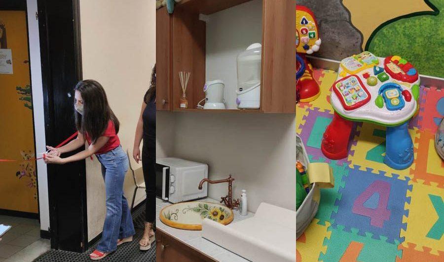 Belpasso. Inaugurata la nursery al centro di vaccinazioni Asp