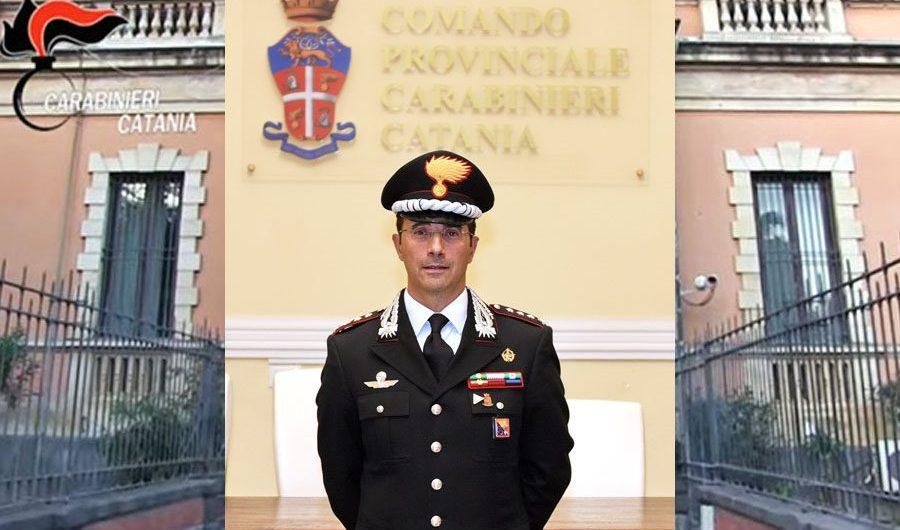 Catania. Il Colonnello Rino Coppola nuovo Comandante provinciale dei Carabinieri