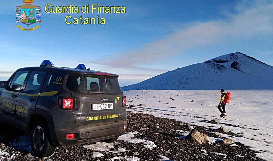 Etna. Guardia di Finanza denuncia 14 guide
