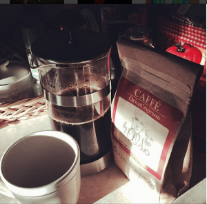 aldo coffee