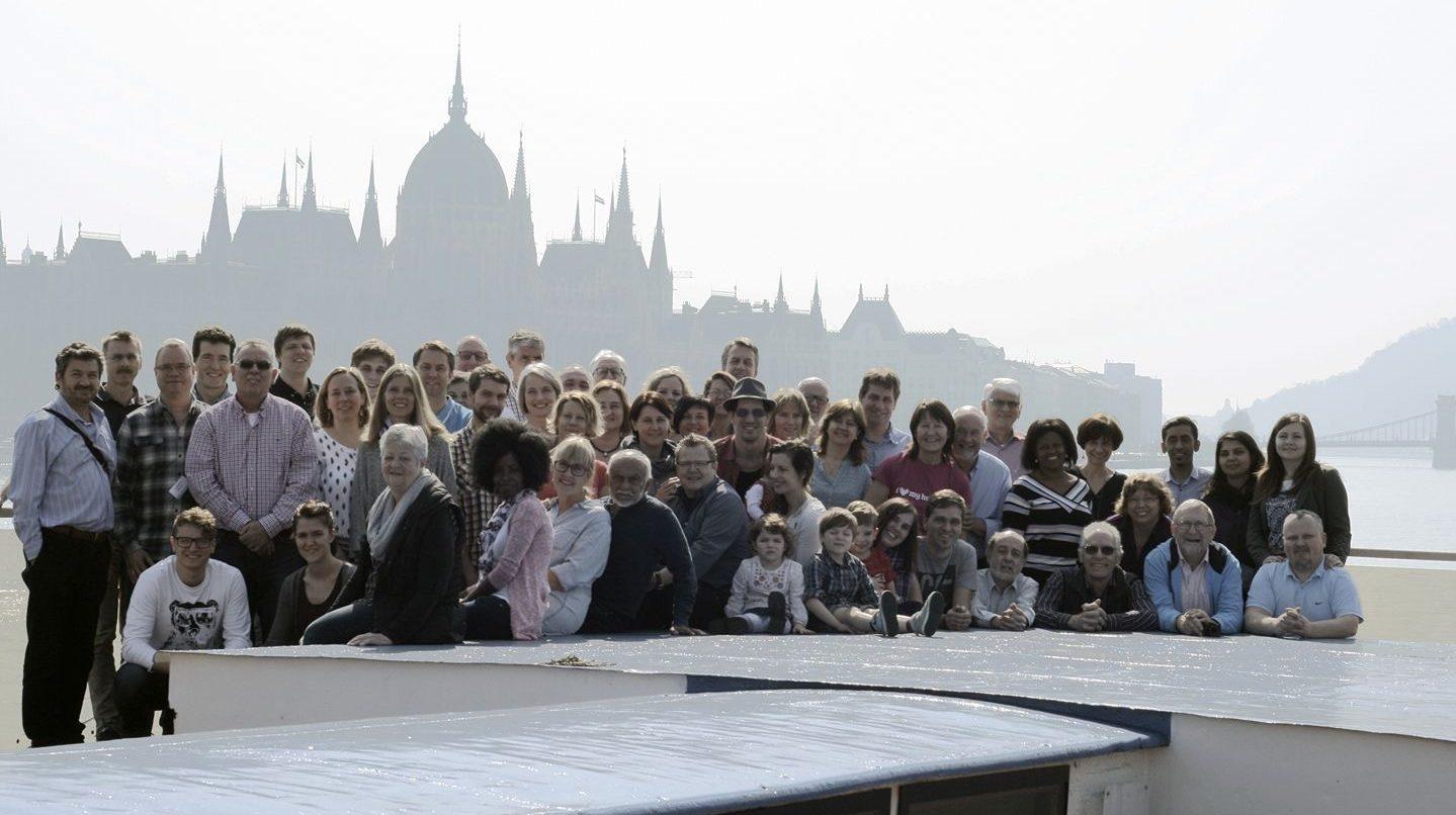 Group photo of European FMF 2017