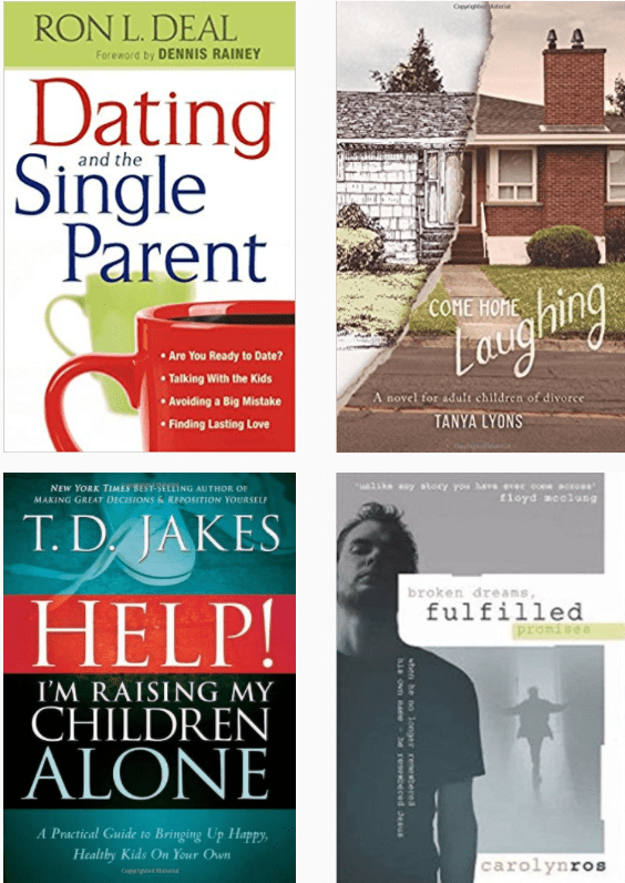 Single Parenting Books