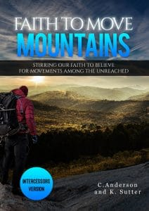 Faith to Move Mountains- Intercessors Version