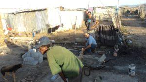 building shack