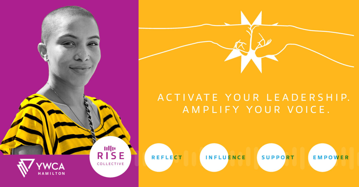 Rise collective page banner