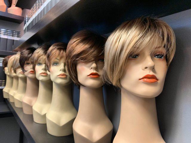 Medical Image Wigs