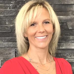 Dr. Cheryl Van Der Mark headshot