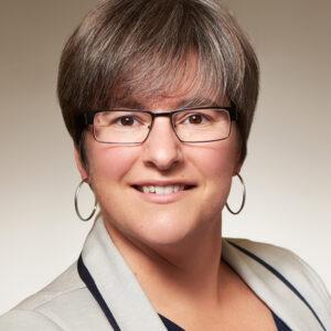 Dr. Karen Mossman headshot