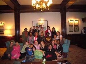 Denise at YWCA Canada Delegation