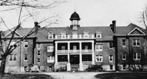 Mohawk institute 1932