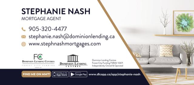 Steph Nash Mortgages