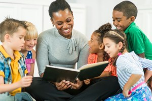 Reading to Children Matters