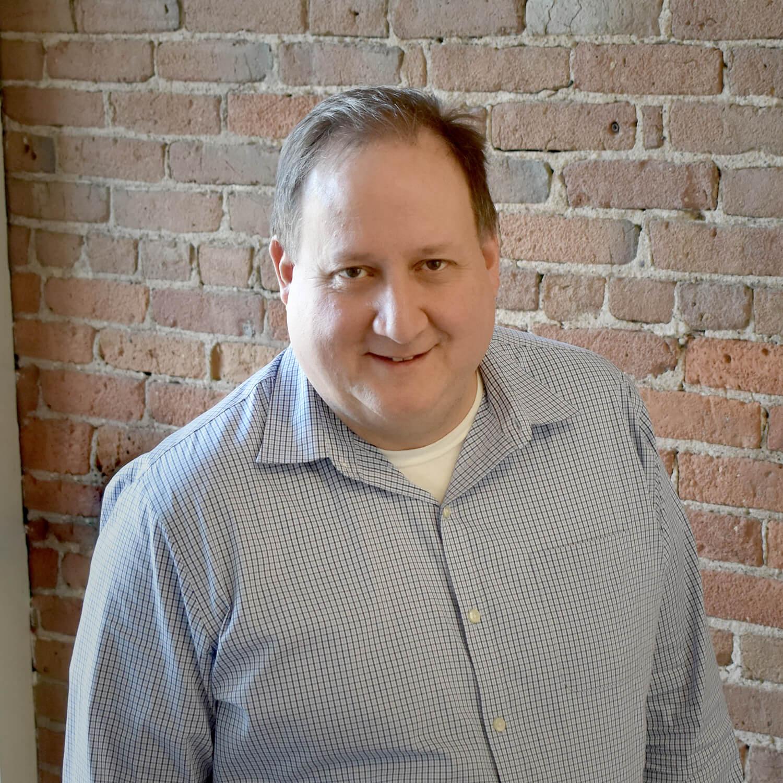 Staff Headshot Jeff Mundinger