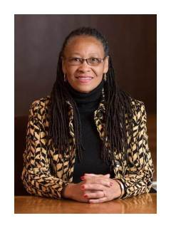 Photo of Toni Carter, Ramsey County commissioner board chair