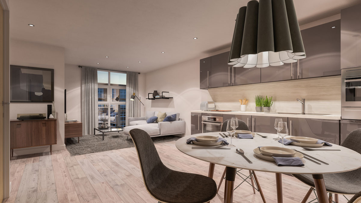 1Bed_Living