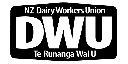 dairy workers union logo