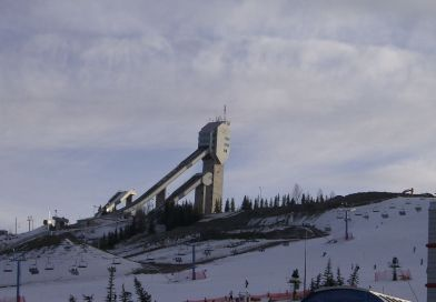 How to try almost all of the Olympic Sports in Calgary