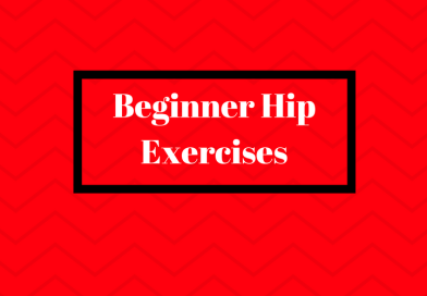 Beginner at Home Hip Exercises