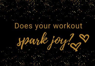 How to combat workout dread and make your workout spark joy