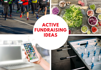 Active Fundraising Ideas