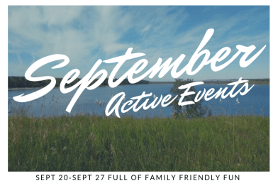Active Events in Calgary Sept 20-27