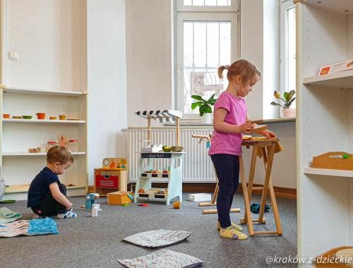Bawialnia M. w stylu Montessori