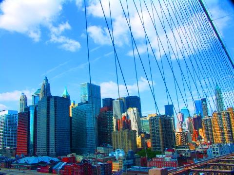 NY- Brooklyn Bridge Views