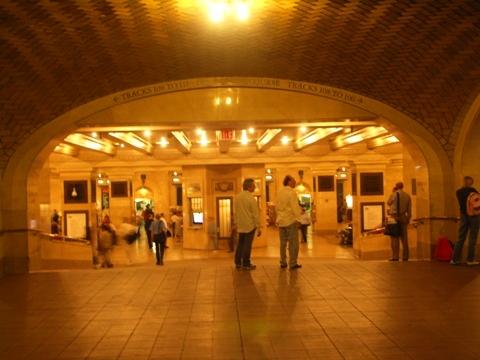 NY- Grand Central Station