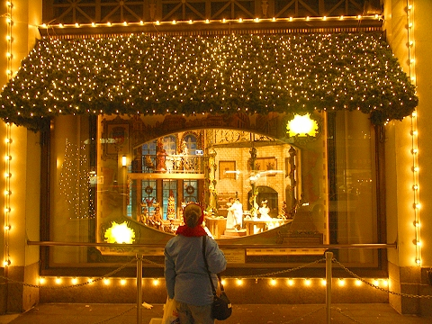 NY Lord And Taylor Christmas Windows I Photo New York