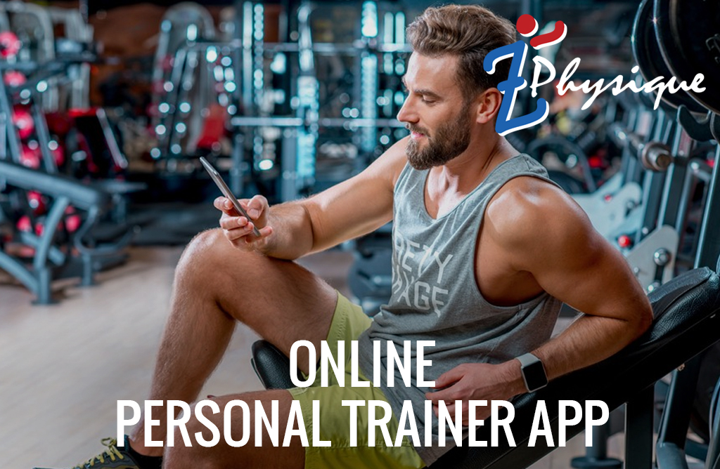 online personal trainer app