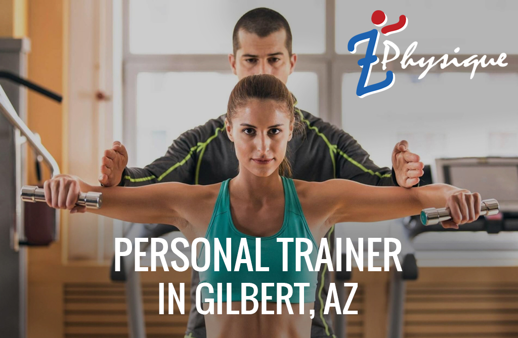personal trainer gilbert az