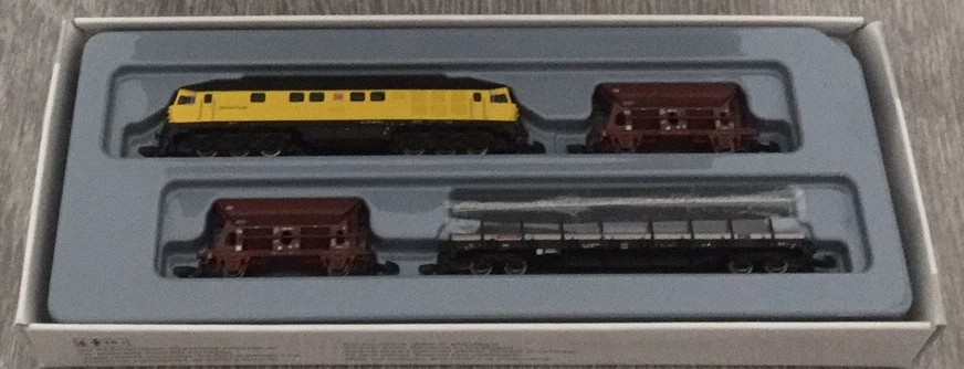railbus plus set cover