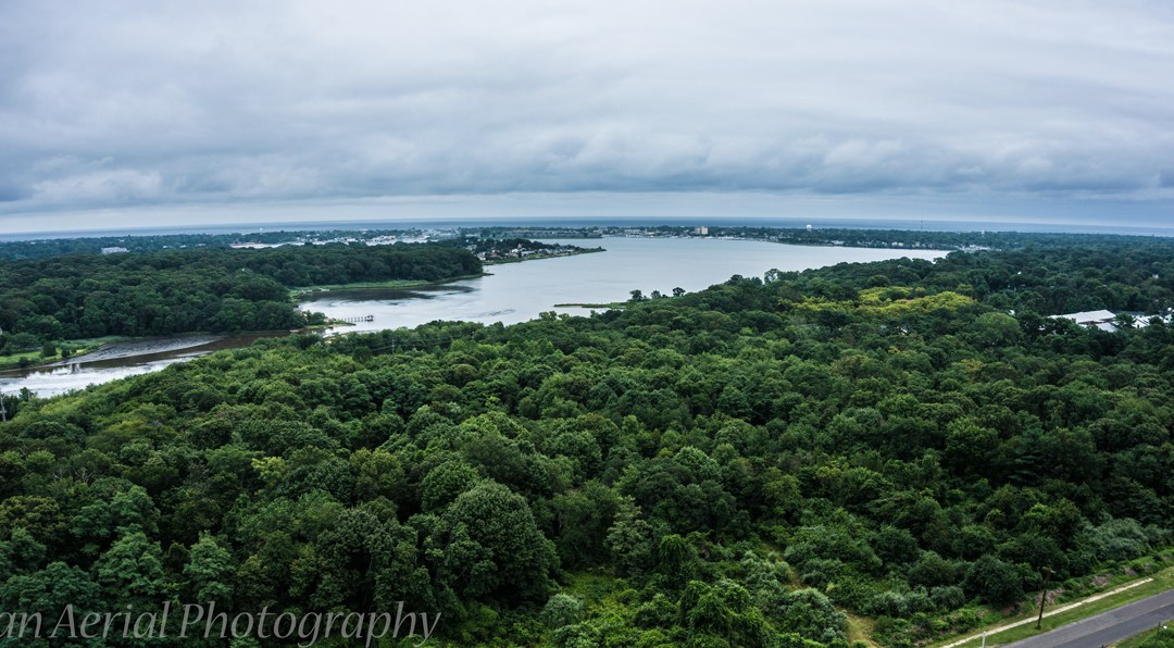 Shark River – Belmar Aerial – Wall Township