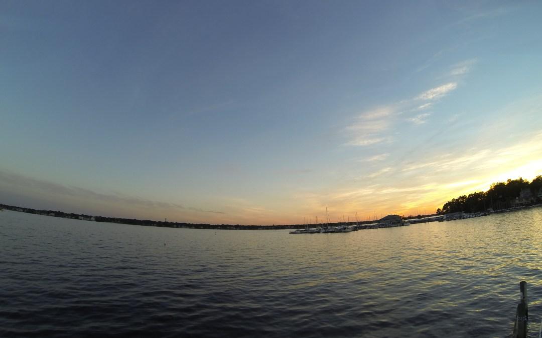 Sunset Toms River September 12th 2014 – GoPro