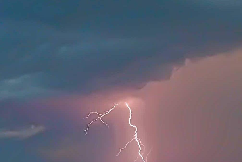 Toms River Lightning August 2016