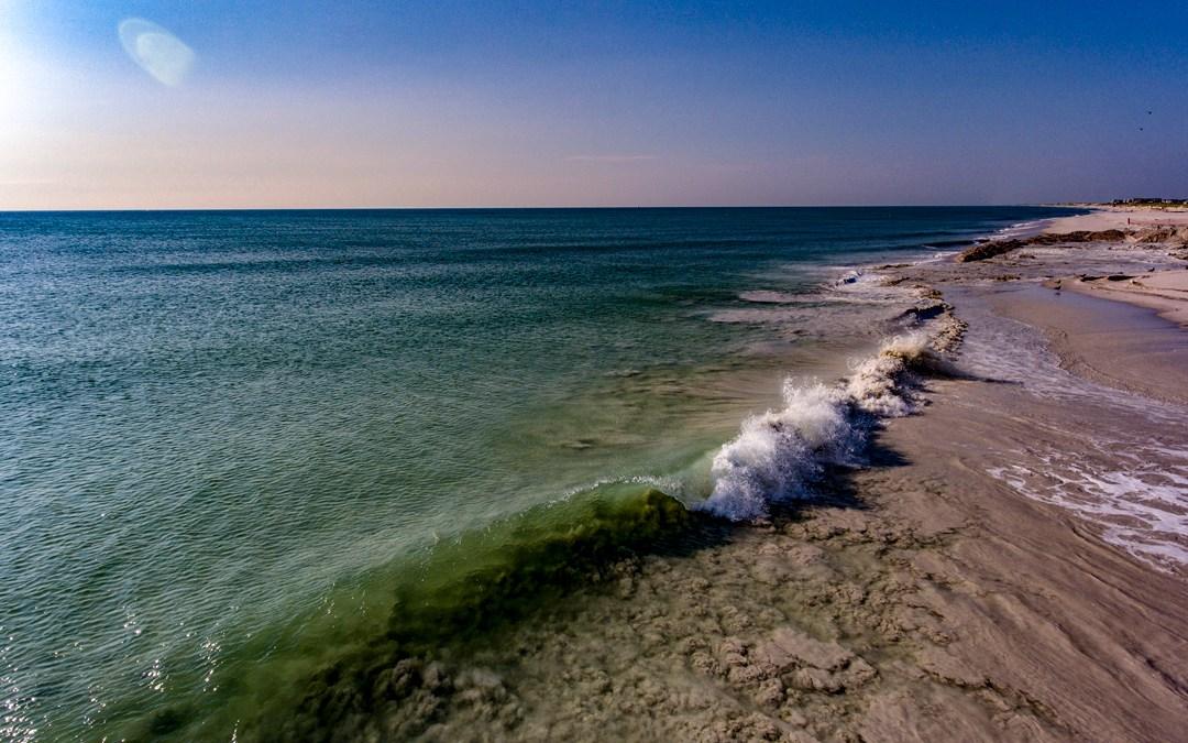 Seaside Park Dredge Wave