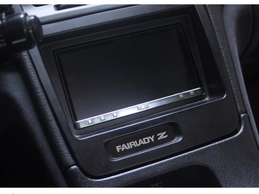 ZSPEC Anodized 300ZX Clock Delete Plate Z1 Motorsports