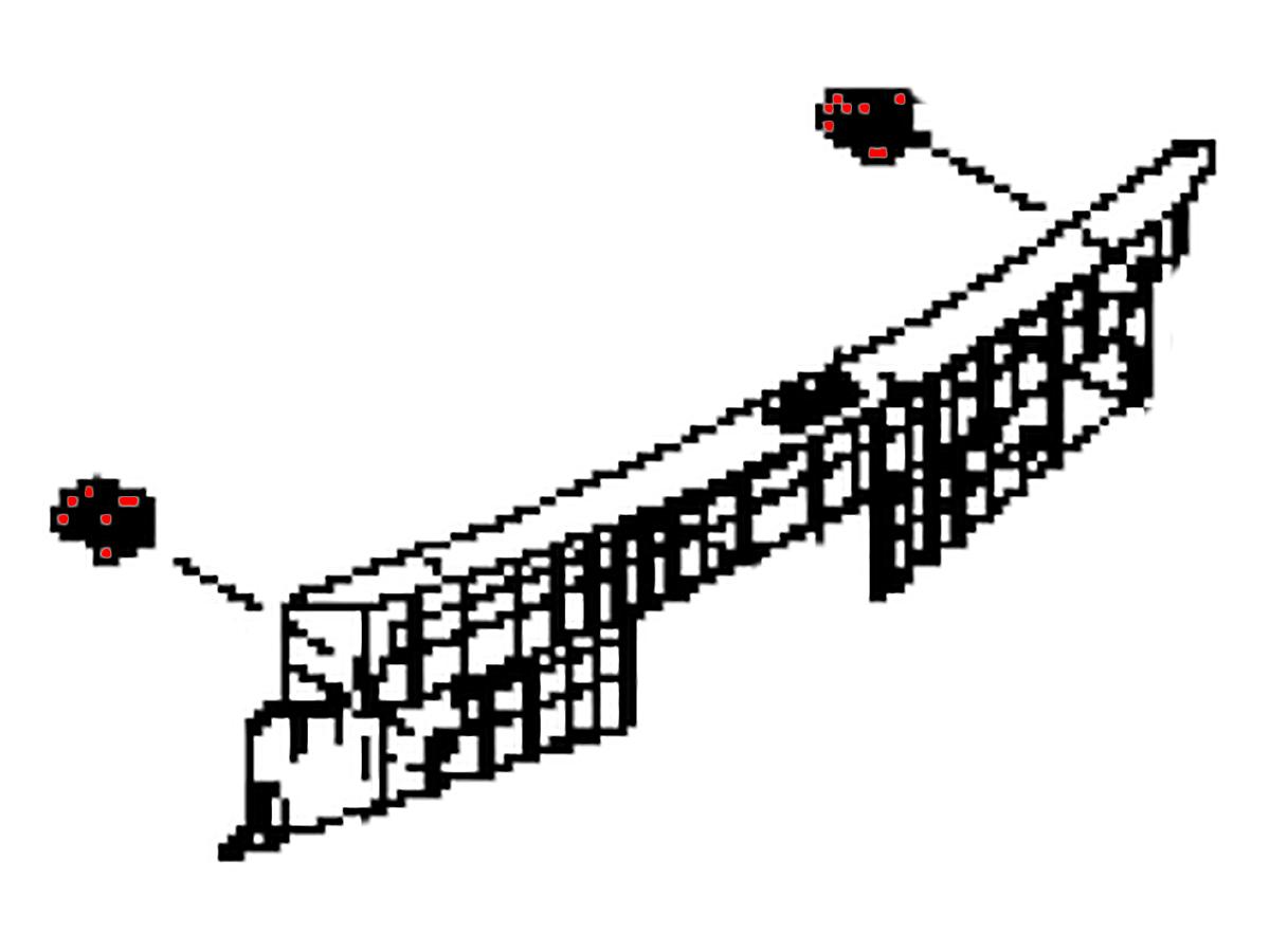 Oem 17 Q60 Cargo Net Hook Z1 Motorsports